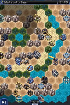 Free UniWar download for iPhone, iPad and iPod.