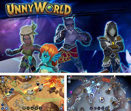 Download Unnyworld: Battle royale iPhone free game.