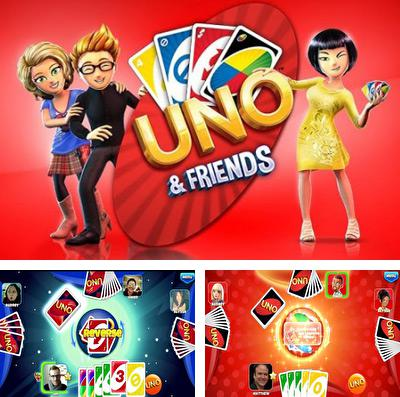 Download UNO & Friends iPhone free game.