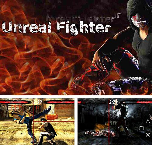 除了 iPhone、iPad 或 iPod 游戏,您还可以免费下载Unreal fighter, 。