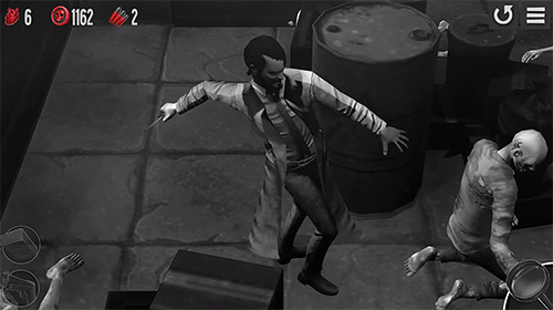 Capturas de pantalla del juego Until dead: Think to survive para iPhone, iPad o iPod.