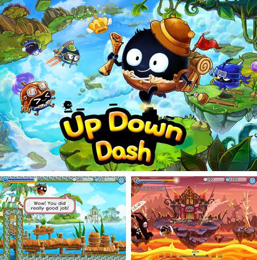 In addition to the game Line Birds for iPhone, iPad or iPod, you can also download Up down dash for free.