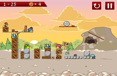 Capturas de pantalla del juego Up In Flames para iPhone, iPad o iPod.