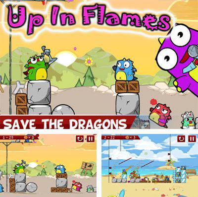 In addition to the game Air battle of Britain for iPhone, iPad or iPod, you can also download Up In Flames for free.