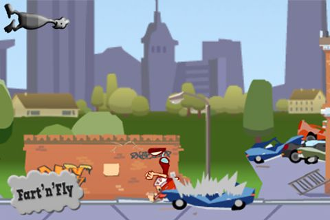 Screenshots of the Urban kick academy game for iPhone, iPad or iPod.