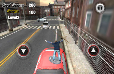 Descarga gratuita de Urban Wakeboarding 3D Plus para iPhone, iPad y iPod.