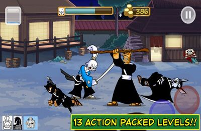 Baixe o jogo Usagi Yojimbo: Way of the Ronin para iPhone gratuitamente.