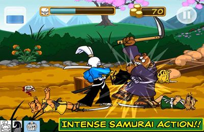 Téléchargement gratuit de Usagi Yojimbo: Way of the Ronin pour iPhone, iPad et iPod.