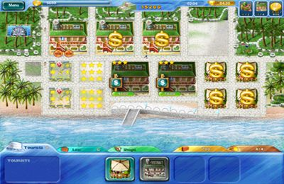 Screenshots do jogo Vacation Mogul para iPhone, iPad ou iPod.