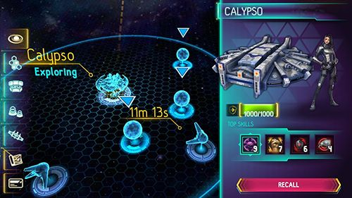 Screenshots vom Spiel Valerian: City of Alpha für iPhone, iPad oder iPod.