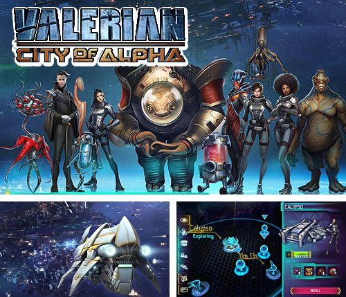 Download Valerian: City of Alpha iPhone free game.