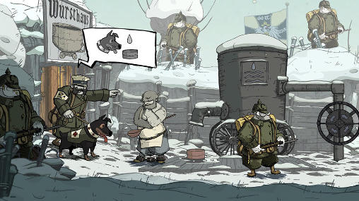 Download Valiant hearts: The great war iPhone free game.