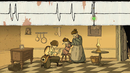 Écrans du jeu Valiant hearts: The great war pour iPhone, iPad ou iPod.