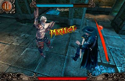 Screenshots of the Vampire Origins RELOADED game for iPhone, iPad or iPod.