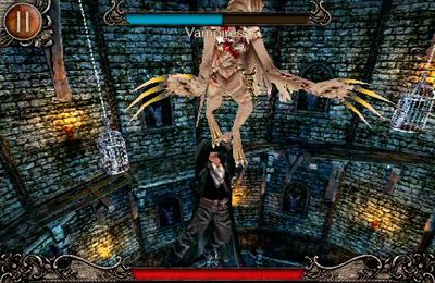 Screenshots vom Spiel Vampire Origins RELOADED für iPhone, iPad oder iPod.