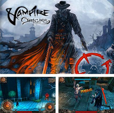 Скачать Vampire Origins RELOADED на iPhone бесплатно