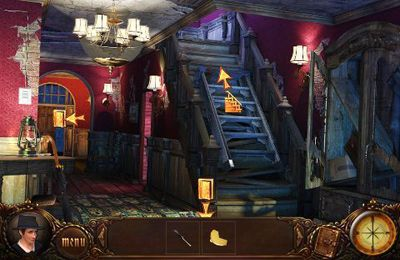 Descarga gratuita de Vampire Saga: Pandora's Box para iPhone, iPad y iPod.