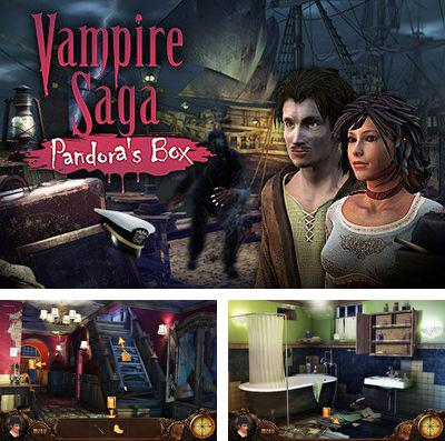 In addition to the game Garfield's Escape for iPhone, iPad or iPod, you can also download Vampire Saga: Pandora's Box for free.
