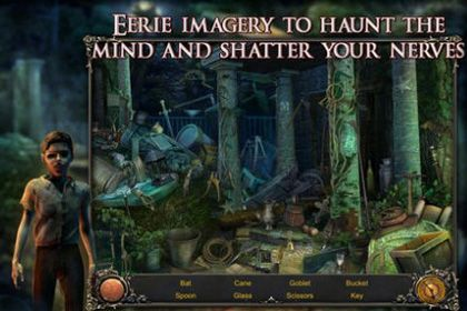 Écrans du jeu Vampire Saga: Welcome To Hell Lock pour iPhone, iPad ou iPod.