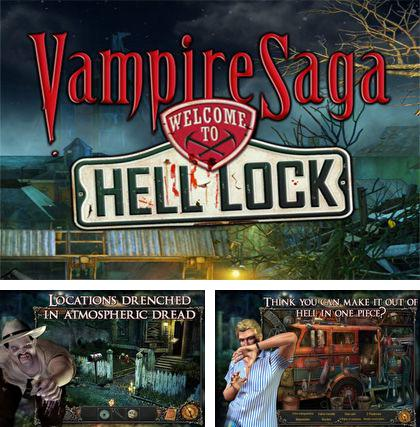 In addition to the game Hook for iPhone, iPad or iPod, you can also download Vampire Saga: Welcome To Hell Lock for free.