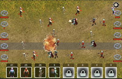 Free Vampires vs. Zombies download for iPhone, iPad and iPod.