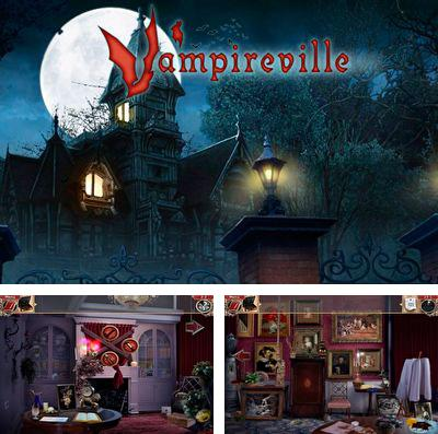 In addition to the game Tires of fury for iPhone, iPad or iPod, you can also download Vampireville: haunted castle adventure for free.