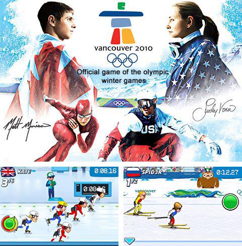 Скачать Vancouver 2010: Official game of the olympic winter games на iPhone бесплатно
