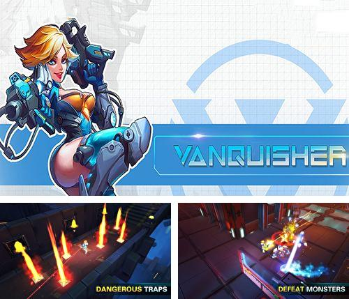 In addition to the game Little Tribes for iPhone, iPad or iPod, you can also download Vanquisher for free.