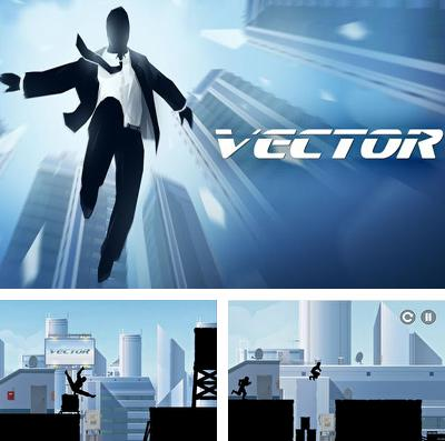 In addition to the game Zombie Kill Zone for iPhone, iPad or iPod, you can also download Vector for free.