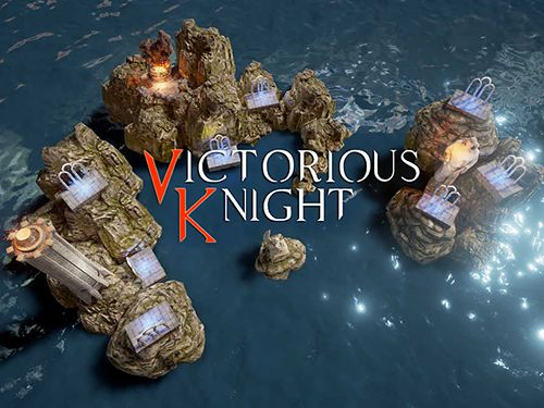 Victorious knight