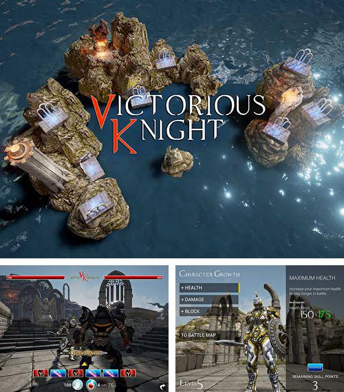 In addition to the game Taekwondo game: Global tournament for iPhone, iPad or iPod, you can also download Victorious knight for free.