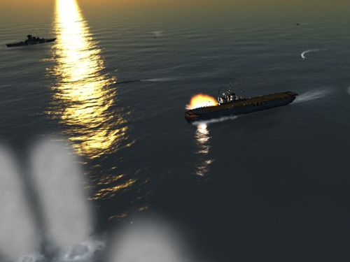 Free Victory at sea download for iPhone, iPad and iPod.