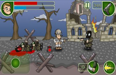 Screenshots of the Victory Day game for iPhone, iPad or iPod.
