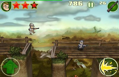 Download Victory March iPhone free game.