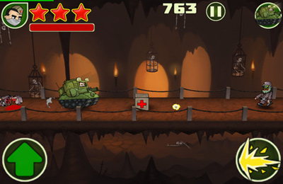 Screenshots of the Victory March game for iPhone, iPad or iPod.