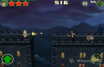 Screenshots do jogo Victory March para iPhone, iPad ou iPod.
