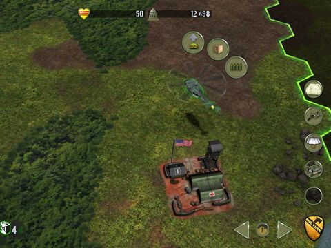 Descarga gratuita de Vietnam '65 para iPhone, iPad y iPod.