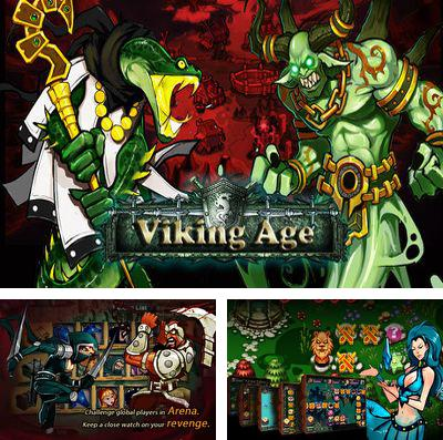 In addition to the game The Lake House: Children of Silence HD - A Hidden Object Adventure for iPhone, iPad or iPod, you can also download Viking Age for free.