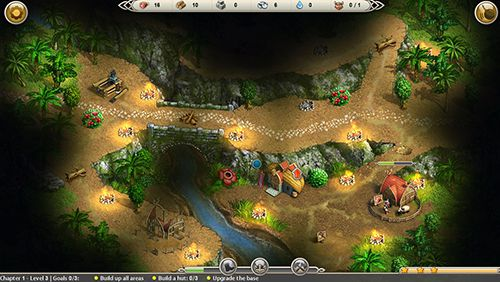Screenshots of the Viking saga: Epic adventure game for iPhone, iPad or iPod.