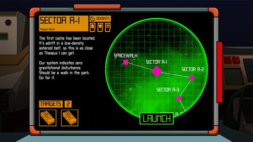 Download Violet: Space mission iPhone free game.