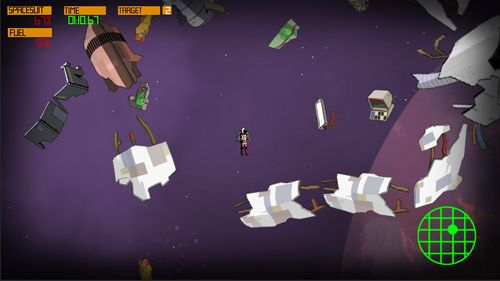 Écrans du jeu Violet: Space mission pour iPhone, iPad ou iPod.