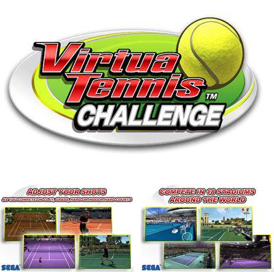In addition to the game Tropicats: Puzzle paradise for iPhone, iPad or iPod, you can also download Virtua Tennis Challenge for free.