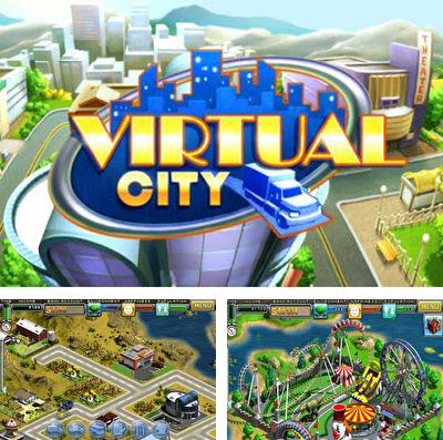 In addition to the game Bumbee for iPhone, iPad or iPod, you can also download Virtual city for free.