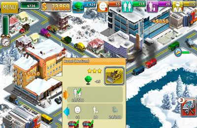 Скачать Virtual City 2: Paradise Resort на iPhone бесплатно
