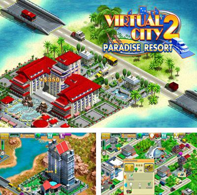In addition to the game Little Flock for iPhone, iPad or iPod, you can also download Virtual City 2: Paradise Resort for free.