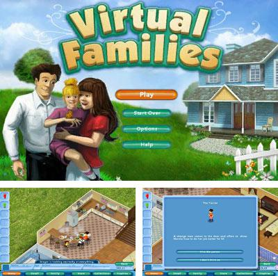 In addition to the game Regular show: Nightmare-athon for iPhone, iPad or iPod, you can also download Virtual Families for free.