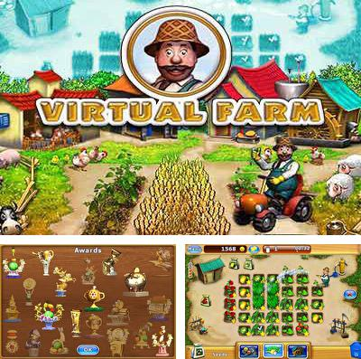 In addition to the game Game of war: Fire age for iPhone, iPad or iPod, you can also download Virtual Farm for free.