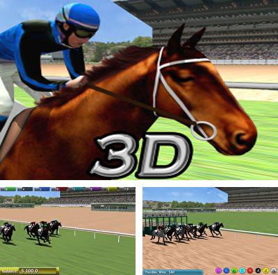 In addition to the game Angry Birds Star Wars for iPhone, iPad or iPod, you can also download Virtual Horse Racing 3D for free.