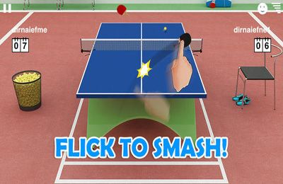 Descarga gratuita de Virtual Table Tennis 3 para iPhone, iPad y iPod.
