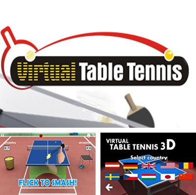 In addition to the game Chasing Yello Friends for iPhone, iPad or iPod, you can also download Virtual Table Tennis 3 for free.